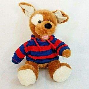 Spot The Dog Classic Plush With Hoodie/Shorts BAB